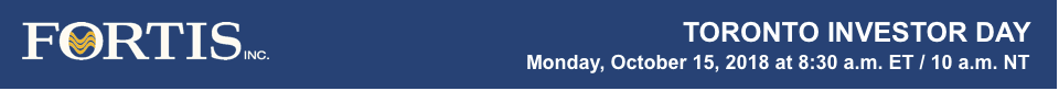 Toronto Investor Day Webcast